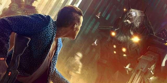 Cyberpunk 2077 budě něco skutečně velkého