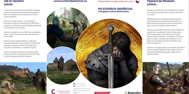 Kingdom Come a jeho oficiální turistická příručka